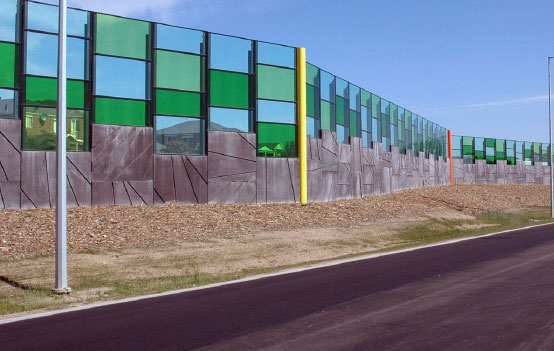 Noise Walls Design And Construct Aus Group Alliance