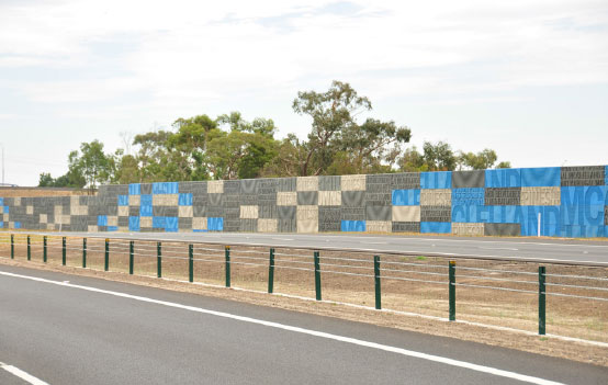 Noise Walls - Design and Construct | Aus Group Alliance